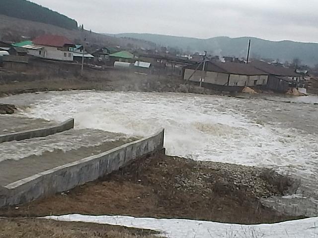 Проводится круглосуточный мониторинг уровня воды