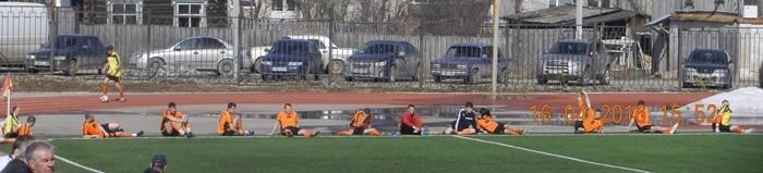 Футболисты Жасмина в ожидании соперника по финалу