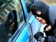 кража из автомобиля