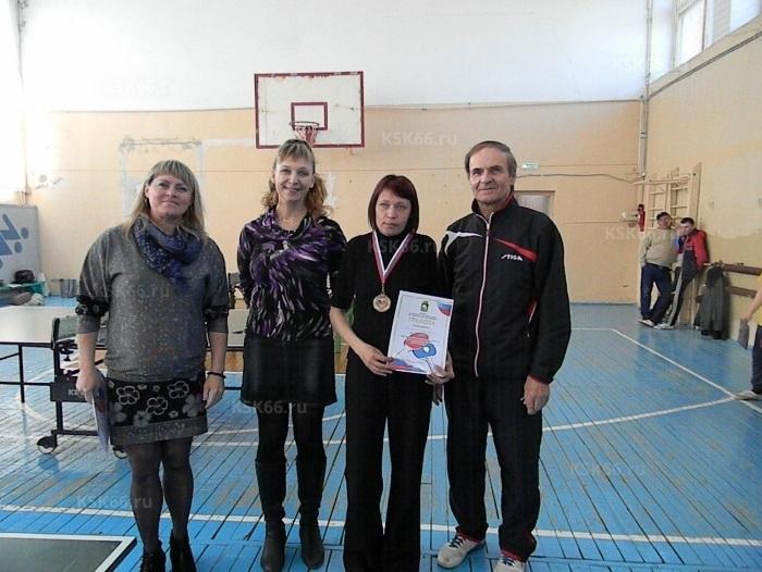1 место завоевала Захарова Светлана «Надежда»
