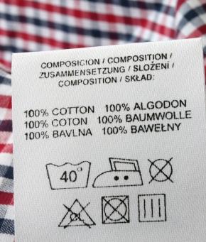 britain care label