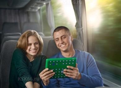 В дорогу с планшетом