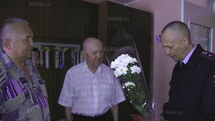 Посещение ветеранов Сыропятов
