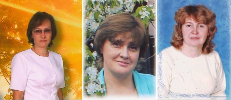 Потёмкина Вера Михайловна, Сыропятова Светлана Владимировна, Созонова Наталья Владимировна