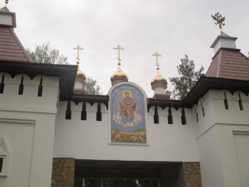 спорительница хлебов монастырь фото новых квартир